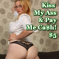Call Lauren Rules for financial domination on Niteflirt.com