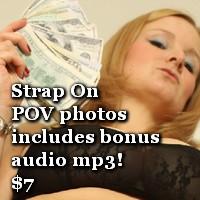 strapon cash